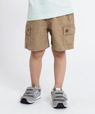 SHIPS KIDS:ヴィンテージ カーゴ ショーツ(100~130cm)