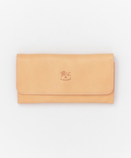 IL BISONTE LONG WALLET