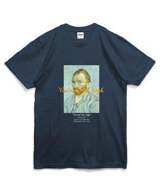 ゴッホ Portrait Tシャツ【予約】
