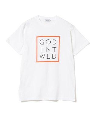 BEAMS / プリント Tシャツ