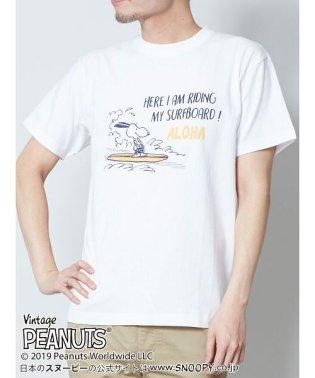 【Kahiko】SNOOPY スヌーピーTシャツLサイズ RIDING 4JU-9221