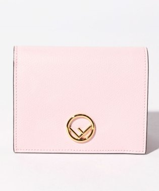 【FENDI】2つ折り財布/F IS FENDI【PEONIA】