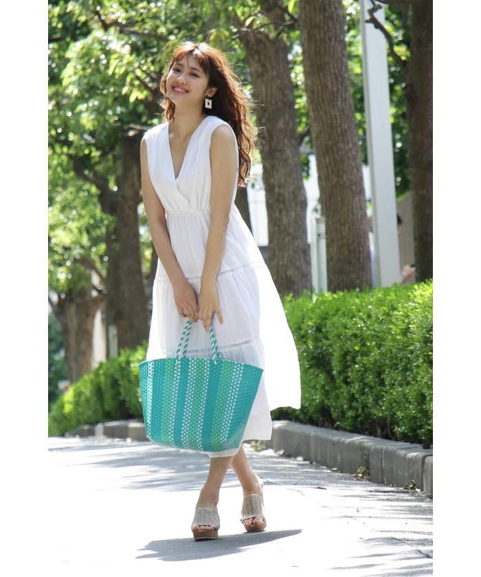 ◆ティアードドレス
