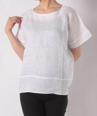【一部店舗限定】McGリネン100%半袖シャツ