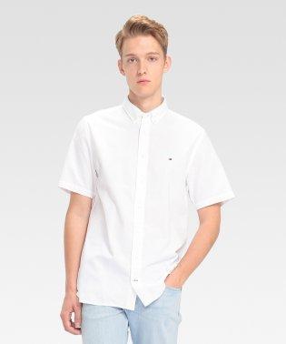 オックスショートスリーブシャツ