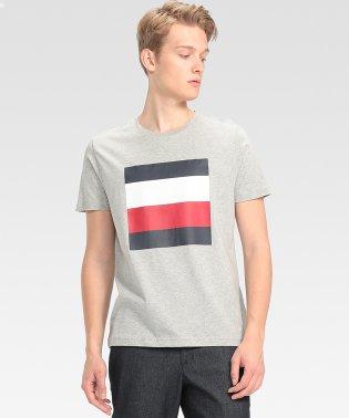 シグネチャーカラーブロックTシャツ