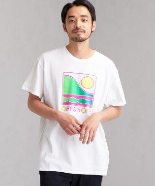 [オフショア] SC OFFSHORE GRDTN LOGO Tシャツ