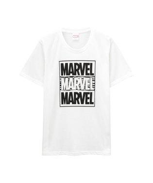 LOVE-T MARVEL ロゴTシャツ 391113123