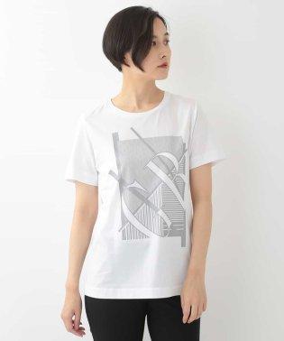【洗える】デザインロゴTシャツ