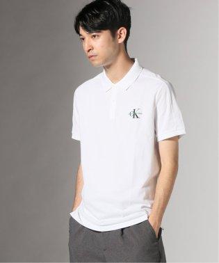 CK Jeans COLOR BLOCK DETAIL SLIM ポロシャツ