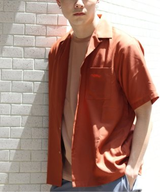 《予約》ディアクロス オープンカラーシャツ