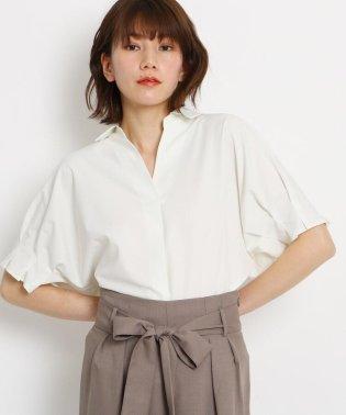 【洗える】タックドルマンスキッパーシャツ