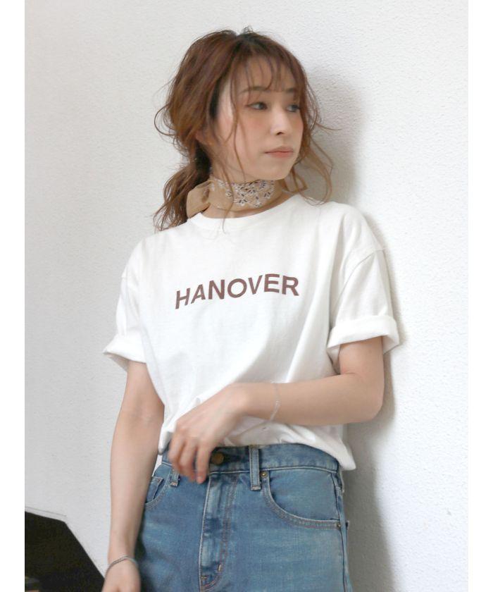 HANOVERロゴTee