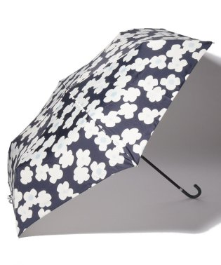 フラワー柄折りたたみ傘 雨傘