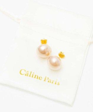 Caline Paris パールピアス【予約】