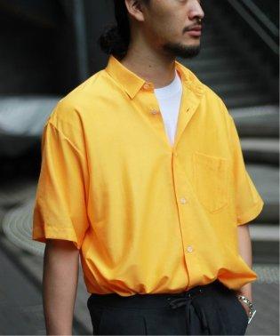 《予約》【Karl Mayer 】リネン混ボックスシャツ