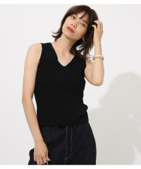 2WAY WIDE RIB KNIT TOPS