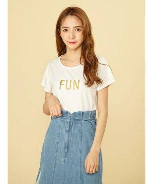 FUNロゴTシャツ