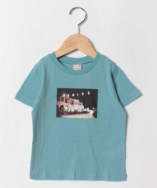 VENICEフォトプリントTシャツ