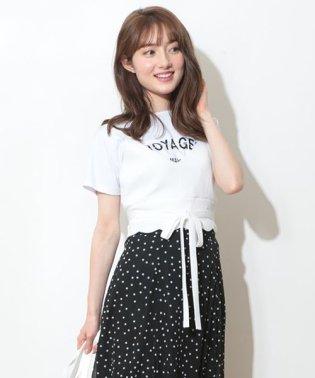 【追加生産】カレッジロゴTシャツ