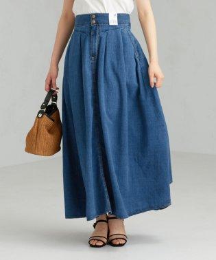 ★★SOMETHING サムシング マキシ フレア スカート