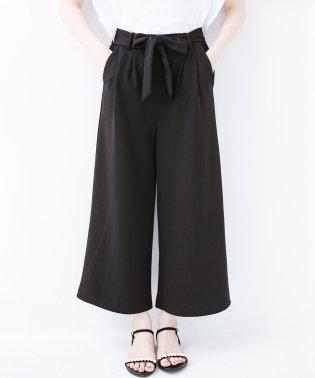 きれいに見えて実は動きやすい!とにかく便利な短め丈パンツ by Nohea