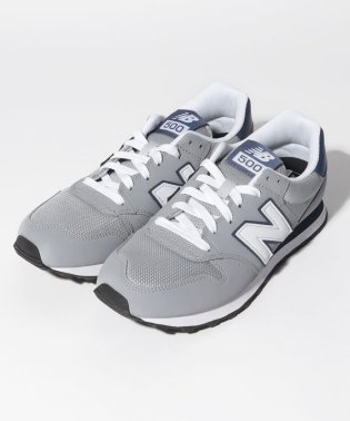 【NEW BALANCE】NEW BALANCE GM500SMT STEEL 071 GREY