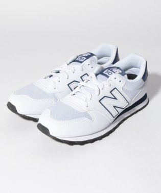 【NEW BALANCE】NEW BALANCE GM500WMT WHITE 100