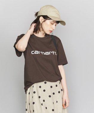 <Carhartt>ロゴTシャツ