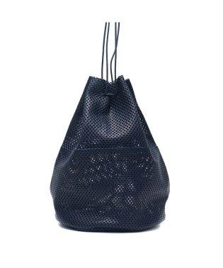 アーツアンドクラフツ ARTS&CRAFTS PUNCHING DRAW STRINGS POUCH XL 巾着バッグ