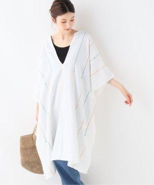 【LA LISTE TUNISIENNE/ラ リスト チュニジエンヌ】TECHBIK DRESS SHORT:ワンピース