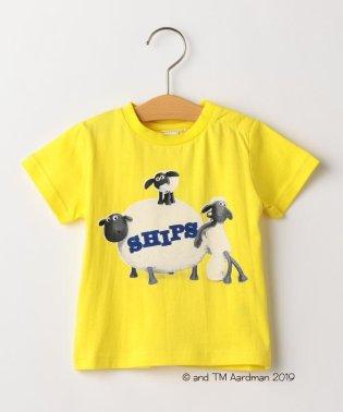 SHIPS KIDS:【ひつじのショーン】<MAYHEM IN THE MEADOW!>Tシャツ(80~90cm)
