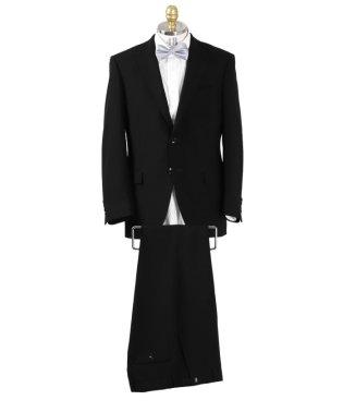 Jブラックモデルフォーマル2ピーススーツ