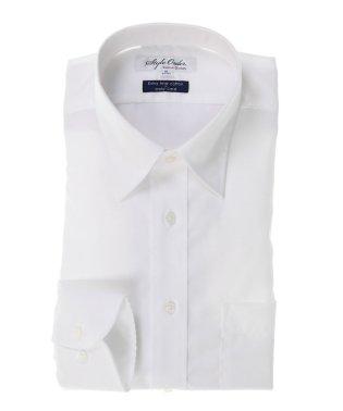 形態安定80双レギュラーフィットレギュラーカラー長袖シャツ