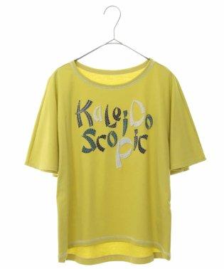 【洗える/日本製】メッセージ入り刺繍Tシャツ