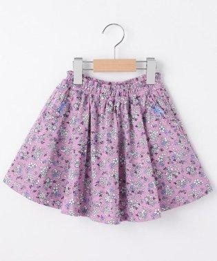 【90-140cm】吸水速乾/フリルデザインスカート