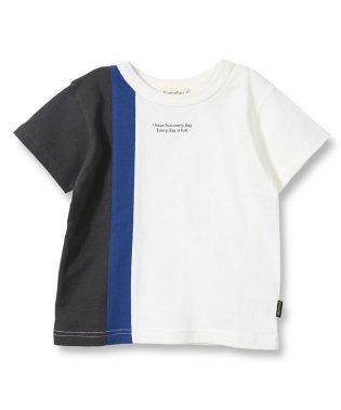 切り替え半袖Tシャツ(80~150cm)