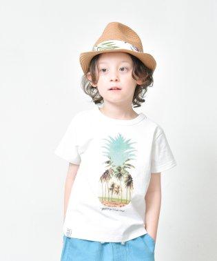 パイナップル半袖Tシャツ