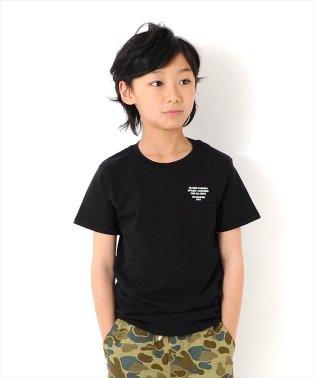 バックロゴ半袖Tシャツ