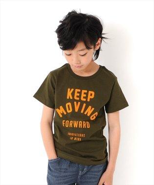 フロッキーロゴ半袖Tシャツ