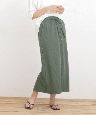 【WEB限定】ワッフルタイトスカート