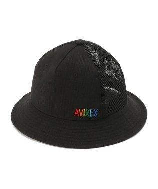 レインボーロゴ 5-パネル メッシュハット/5-PANEL MESH HAT