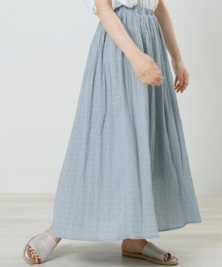 楊柳マジョリカプリーツスカート