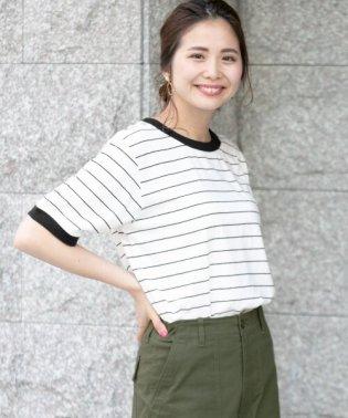 【予約】ナローボーダーTシャツ