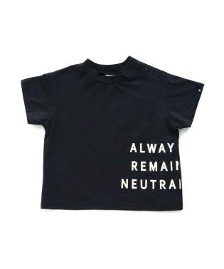 BIGシルエットロゴTシャツ