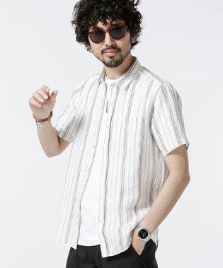 Herdman Linenバリエーションシャツ SS