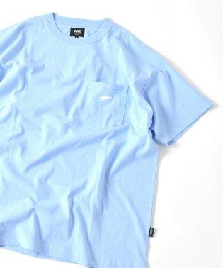 VANS: エクスクルーシブ エンブロイダリー ポケット Tシャツ