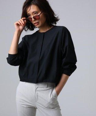 【洗える】ライトタンブラークロスシャツジャケット