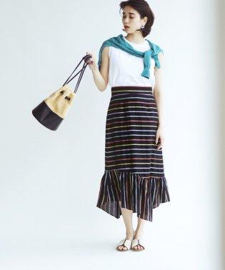 SMF HW CL I マルチラメボーダースカート