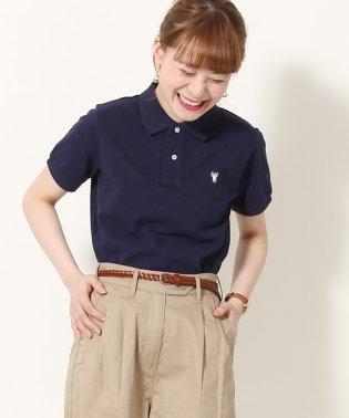 【定番アイテム復刻】ベア刺繍ポロシャツ